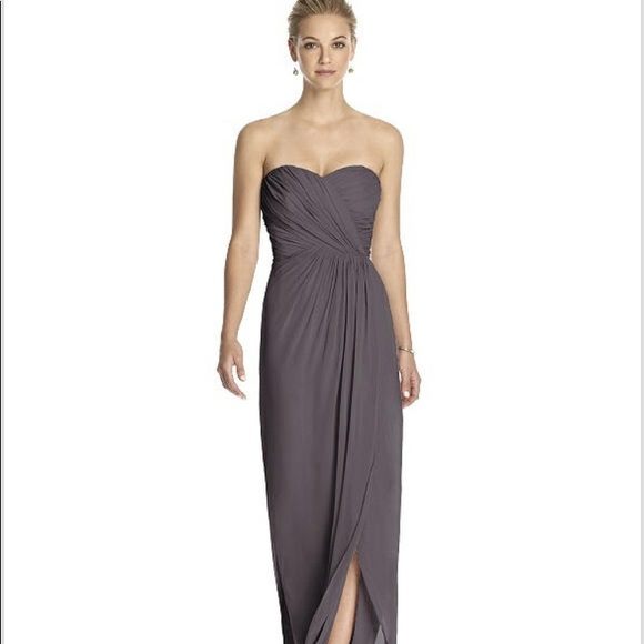 edb61a222c Dessy Collection Dresses | Beautiful Stormy Strapless Dress By Dessy ...